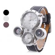 Аналоговые кварцевые часы унисекс (разные цвета)