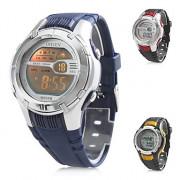 Автоматические многофункциональные часы унисекс (разные цвета)