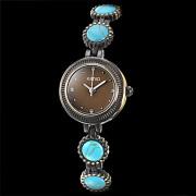 Бронзовый Case Женские сплава аналоговые кварцевые часы браслет (разных цветов)