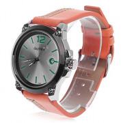 Daybird 3788 Мужская кожа PU Простой календарь и аналоговые кварцевые наручные часы (разных цветов)
