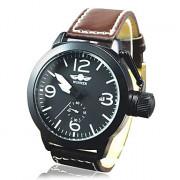 Hot! Мужские лица автоматического роскошного стали наручные часы Скелет Мужские механические часы 32