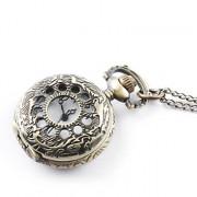 Карманные часы с цепочкой на шею