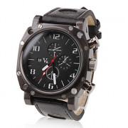 Массивные оригинальные часы для мужчин