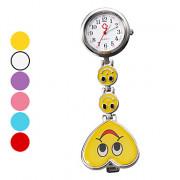 Мужская медсестра Стиль сплава аналогового кварцевый карманные часы (разных цветов)