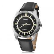 """Мужские аналоговые кварцевые наручные часы с корпусом """"под золото"""" (разные цвета корпуса)"""