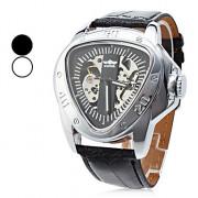 Мужские механические аналоговые часы (разные цвета)