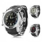 Мужские многофункциональные аналого-цифровые часы (разные цвета)