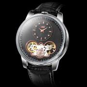 Мужские руки золотой Простой стиль PU Аналоговый Авто-механические наручные часы (разных цветов)