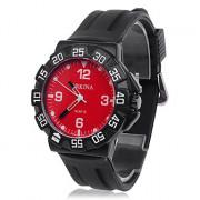 ORKINA W004 Модные мужские кварцевые наручные часы Резина (разных цветов) 2