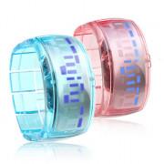 Пара будущего дизайна привел браслет (голубой и розовый)