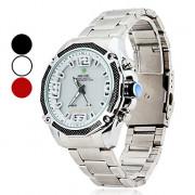 унисекс сплава аналоговые кварцевые наручные часы (ассорти цветов)