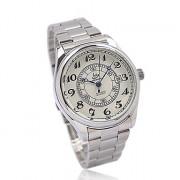 Великолепные мужские механические наручные часы из стали